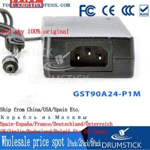 Image 3 - Steady MEAN WELL GST90A24 P1M 24V 3.75A Meanwell GST90A 24V 90W AC DC ความน่าเชื่อถือสูงอุตสาหกรรมอะแดปเตอร์