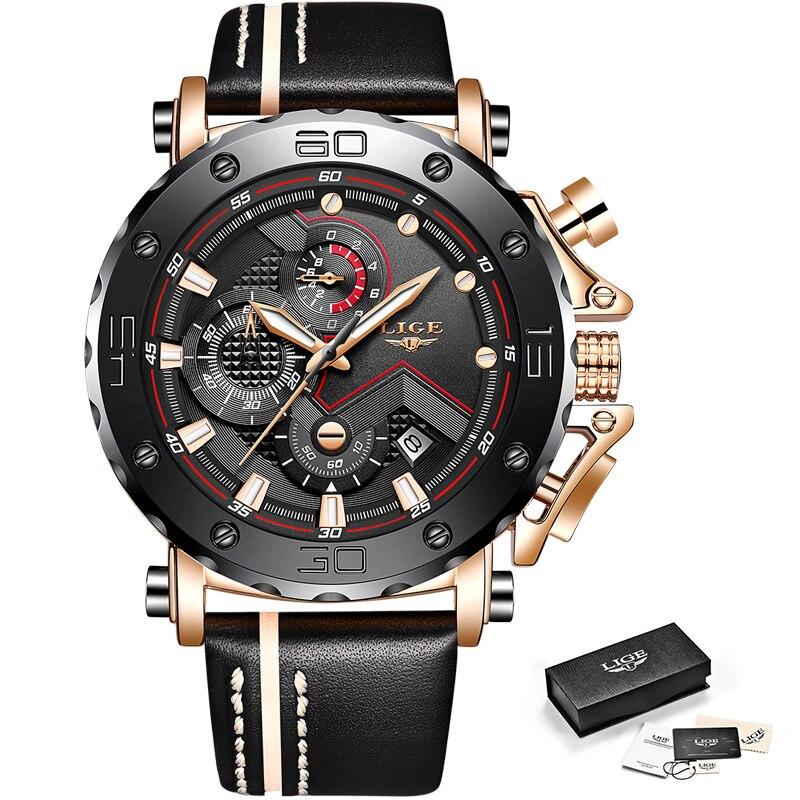 Часы LIGE 9899
