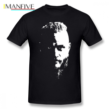 Ragnar Lothbrok T Shirt From Vikings T-Shirt Mens Short Sleeve Tee Cute 6xl 100 Cotton Print Beach Tshirt