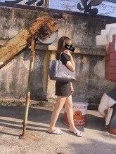 Bolsa feminina de um ombro temperamento bolsa mãe dupla face tote saco goya flor dupla pão designer saco satchels bolsas