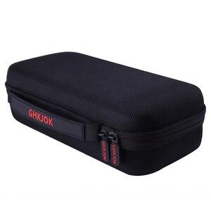 Image 5 - 닌텐도 스위치 여행 운반 케이스 보호 EVA 하드 스토리지 가방 파우치 커버 NS 닌텐도 액세서리 HDD 우편 케이스