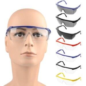Image 2 - نظارات السلامة نظارات حماية العين نظارات نظارات العمل في الهواء الطلق جديد Au06 19 دروبشيب
