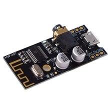 MH MX8 سماعة لاسلكية تعمل بالبلوتوث MP3 وحدة الاستقبال الصوت BLT 4.2 ضياع فك مجلس عدة الاستهلاك المنخفض