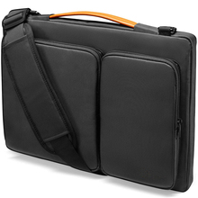 Protective Laptop Shoulder Bags for 13~15.6 Inch Acer Laptop, Lenovo HP Dell ASUS ROG Macbook air/pro Notebook Waterproof Case