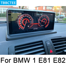 For BMW 1 E81 E82 2005~2012 Android Car DVD Navi Player Audio Stereo HD Touch Screen all in one WIFI BT