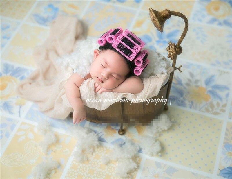 Baby Cretive Bathtub  Infant Basket Studio Photo Shooting Accessories Photography Newborn Photography Props