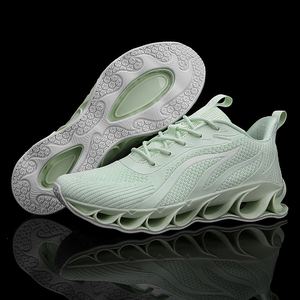 Image 4 - Sapatos masculinos de pouco peso antiderrapante confortáveis e respiráveis lac up sapatos masculinos tênis de basquete tenis feminino zapatos