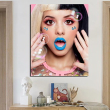Pop Art Melanie Martinez Cuadros HD Canvas Painting Posters Prints Marble Wall Decorative Picture Modern Home Decor
