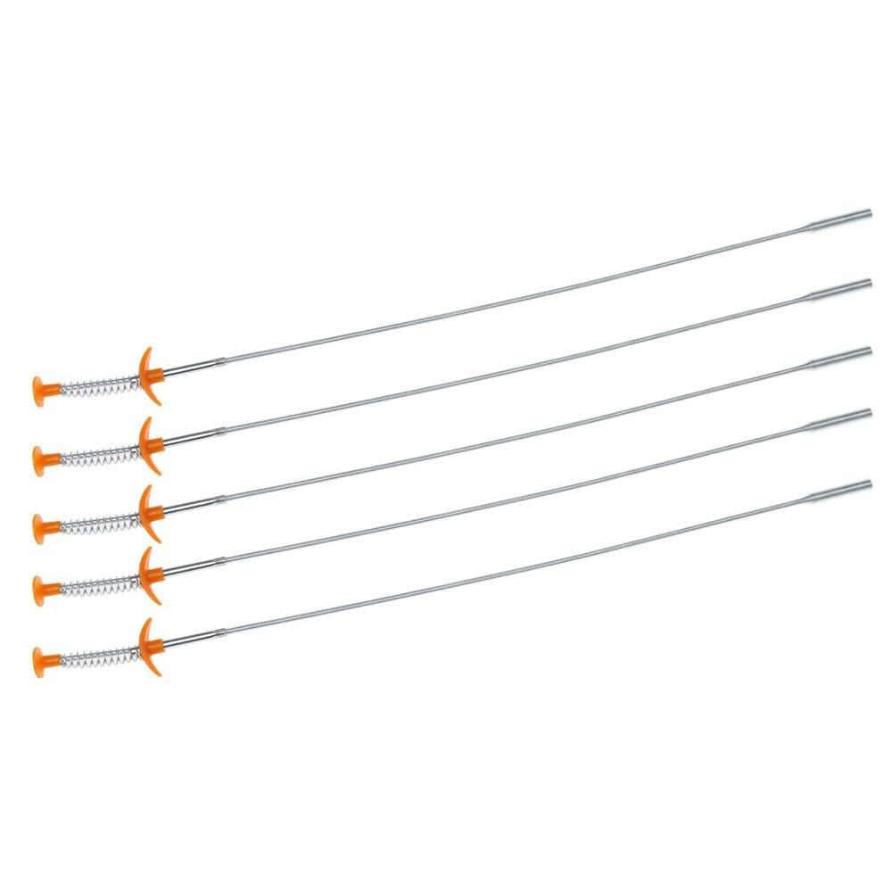 Гибкий Длинный Коготь палочки узкий изгиб изогнутый захват инструмент пружинный захват 60 см