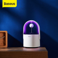 Baseus USB Light Electric Anti Mosquito Killer Lamp LED Mosquito Killer Control Lamp Insect Trap Home Pest Control Bug Zapper|Fans| |  -