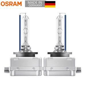 Image 2 - OSRAM D1S D3S ксеноновая Автомобильная фара Автоматическая супер Автомобильная Лампа Холодный Белый Оригинал 5500K 12V 35W HID CBI холодный синий Advance (2 шт.)