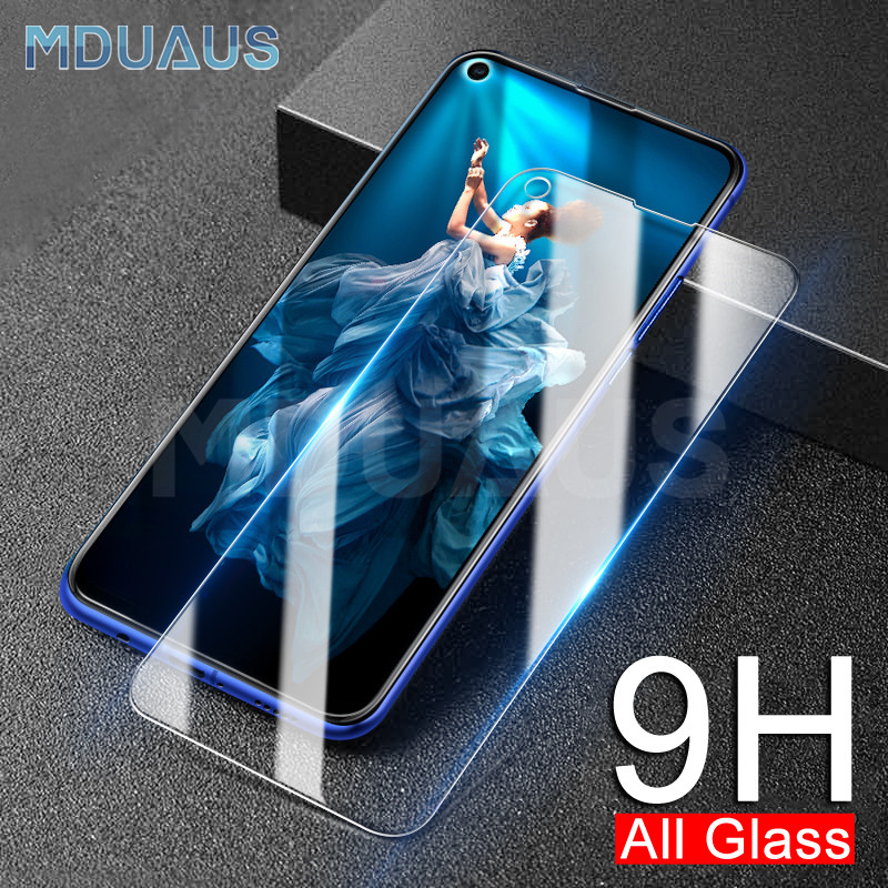 9H Tempered Glass On For Huawei Honor 20 10 9 8 Lite Screen Protector Protective Glass For Honor 20S 9X 8X V20 V10 Glass Film