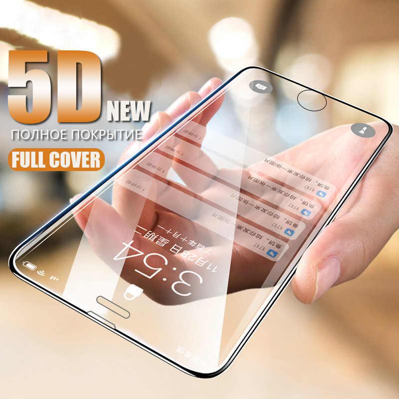 Szkło hartowane 5D dla iPhone 11 Pro 8 Plus szkło hartowane dla iPhone 7X9H szkło ekranowe HD na iPhone 6 6s XR XS Max