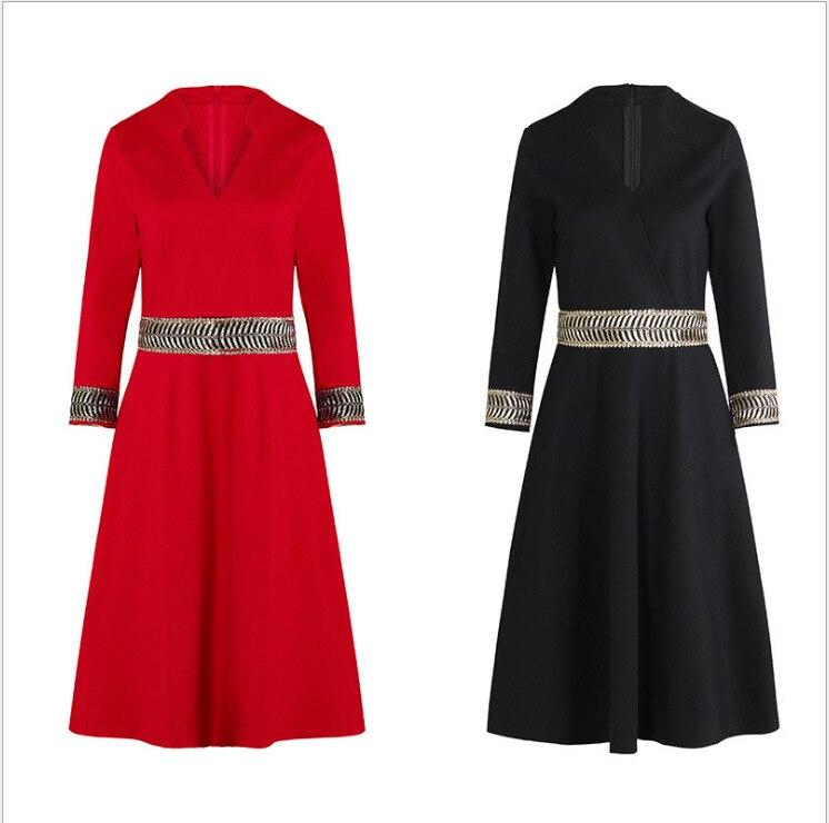 Robe pour Toast mariée mariage robe femmes enceintes porte arrière Service mariage Banquet fête élégante Debutante robe rouge