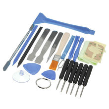 1 Set Durable Disassemble Tools Phone Screen Laptop Opening Repair Tools Set Kit For iPhone For iPad Cell Phone Tablet PC(China)