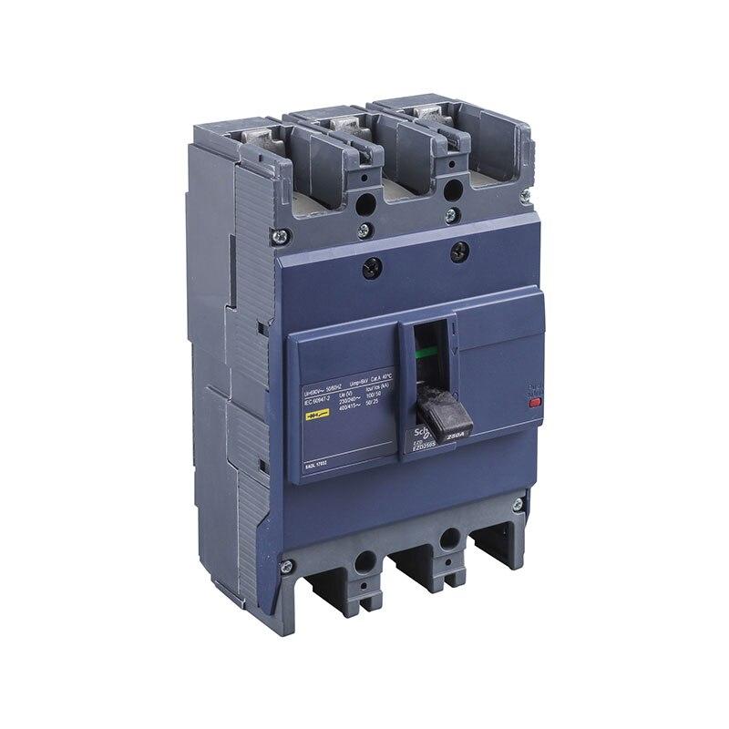 Автоматический выключатель с формованным корпусом EZD250E3200N EZD250E 200A 3P3T