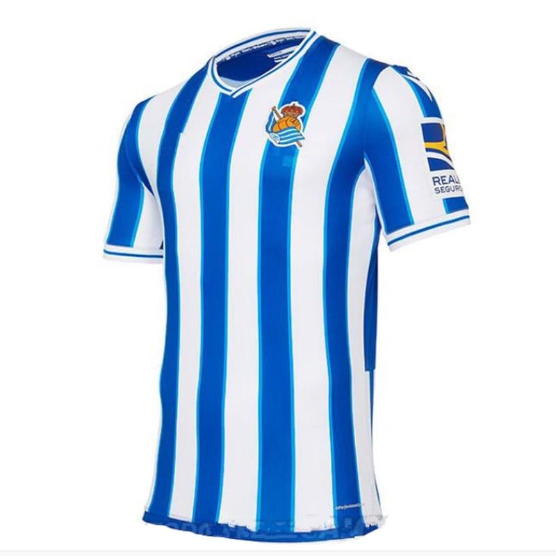 Mejor 2021 Sociedades fútbol jerseys 20202021 Portu Merino OYARZABAL WILLIAN J hombre kit para niños camisetas de fútbol sh