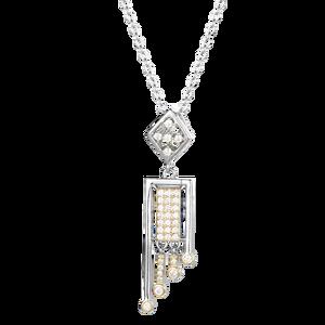 Fahmi 2020 Новые Популярные 100% 925 стерлингового серебра Necklace2-13 высокое качество оригинальные украшения для женщин вечерние свадебный подарок