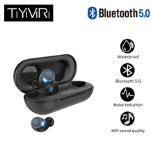TWS Bluetooth 5.0 Wireless Earphone Power In Ear Mini Earbuds HiFi Stereo Sport Earphone IP5 Waterproof Headset Headfree for all mitya veselkov mitya veselkov ip5 мitya 25