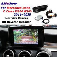 Автомобильная задняя камера заднего вида для mercedes benz c