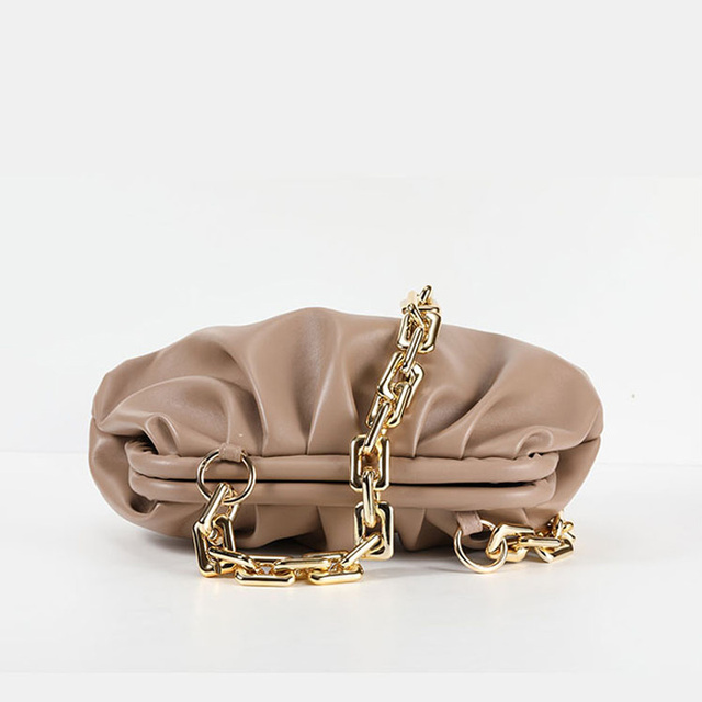 Soft Leather Madame Bag  2