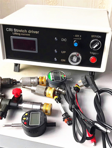 Image 3 - FOR BOSCH 110 120 CUMMIINS diesel common rail injector electromagnetic valve dynamic lifting current driver tester tool