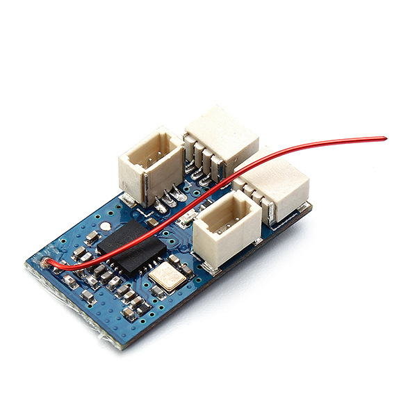 Mini Flysky AFHDA 2A Compatible 8CH Receiver PPM Output With 1mm JST Socket For DIY Micro Quacopter Airplane Flysky I6 I6X