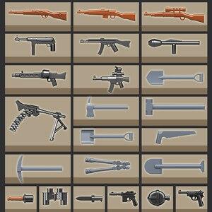 Image 5 - Новый 535 шт. военный WW2, светильник, строительные блоки, модель, техника, город, военный солдат, игрушки для оружия