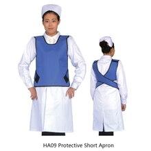 Wondcon HA09 защитный Короткий Фартук рентгеновская защитная одежда медицинское устройство