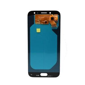 Image 2 - ЖК дисплей SUPER AMOLED 5,5 дюйма для SAMSUNG Galaxy J7 Pro, J7 2017, J730, J730F, дигитайзер в сборе, запасные части, оригинал
