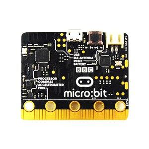 Image 4 - BBC Micro: bit Bộ Khởi Đầu Với Micro Bit Acrylic + Micro Bit Pin Ốp Lưng Kẹp Cá Sấu Dùng Cho Giảng Dạy Tự Làm Người Mới Bắt Đầu