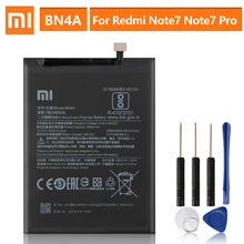 Original Replacement Battery For Xiaomi Redmi Note7 Note 7 Pro M1901F7C BN4A Genuine Phone Battery 4000mAh