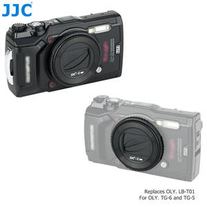 JJC Cap-Holder-Cover Lens-Accessories Jjc-Camera Olympus Tg6 Protector Auto-Lens