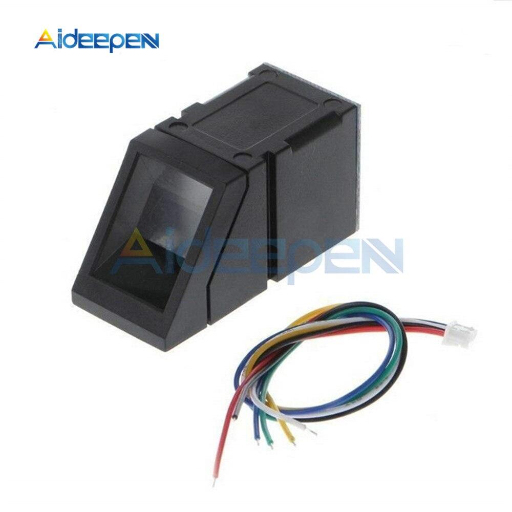 R307 lecteur de capteur d'empreintes digitales optique Scanner Module capteur lecteur serrure de porte contrôle d'accès doigt tactile fonction pour Arduino