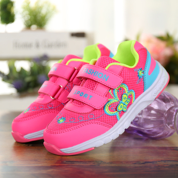 Kids Shoes for Girls Top Brand Shoes Boys Sport Shoes Quality sneakers Children Casual Ruinning Shoe Girls Sneakers 27-37