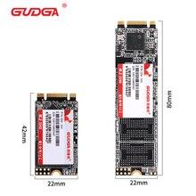 GUDGA SSD M2 128gb 500gb 1tb SATA NGFF M.2 SSD 2242 2280 256GB 512GB 1TB M.2 SSD Internal Hard Drive for Laptop/Desktop/PC