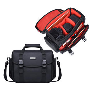 Camera Case Pouch-Bag Lens Caden Photography Nikon Sony Waterproof Canon Yes for Polyester