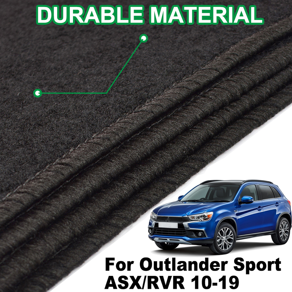 EXCLUSIVE RUBBER BOOT LINER MAT MITSUBISHI ASX since 2010