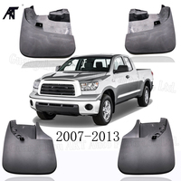 Front and Rear Splash Mud Flaps Fender For Toyota Tundra 2007 2008 2009 2010 2011 2012 2013 Car Mudguards 4pcs /set