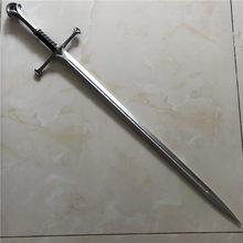 104cm a mesma espada nasir no filme diabo espada aragão cos adereços pu espada presentes para crianças cosplay brinquedos