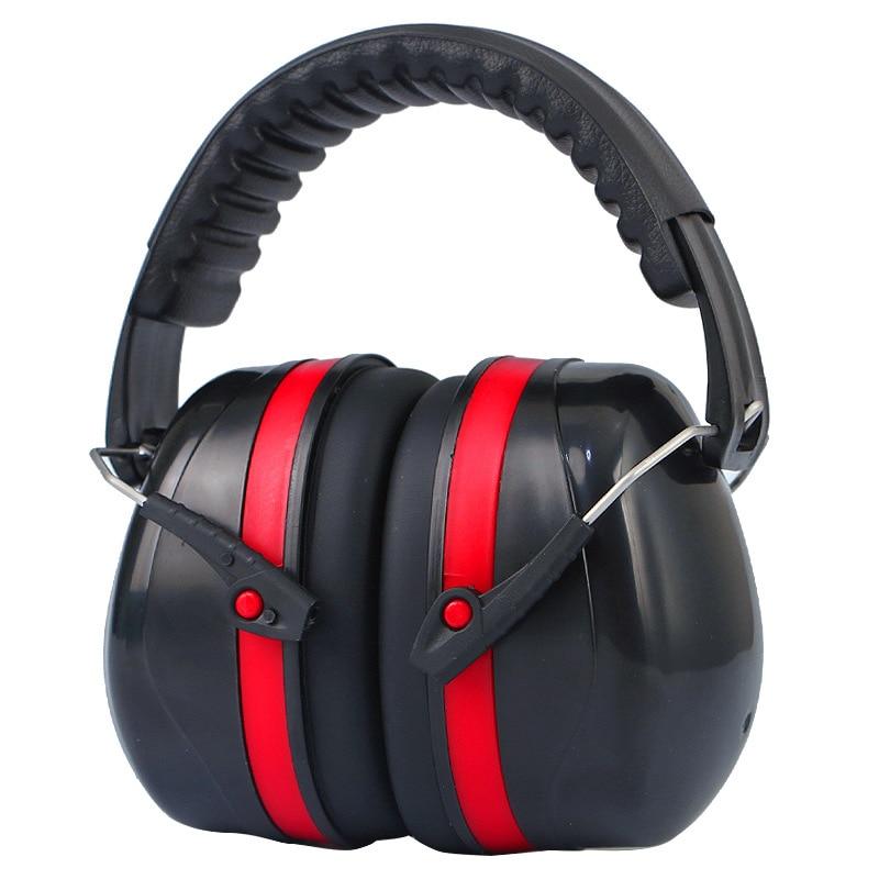 Brand Tactical Earmuffs Anti Noise Hearing Protector Noise Canceling Headphones Hunting Work Study Sleep Ear Protection Shooting
