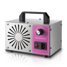 Svanur Ozone Generator With Timer Control 48/36/28/9g 220V Ozone Machine Air Purifier Disinfection Sterilization O3 ozonizador
