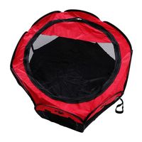 Pet Laufstall Zelt Atmungsaktive Indoor Outdoor Falten Zwinger Tragbare Zaun Oxford Stoff Wasserdicht Für Hund Katze Welpen Kätzchen Zimmer