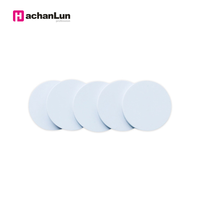 HaChanLun 5/10PCS EM4305 T5577 Duplicate RFID 125KHz 25mm Pvc Clone Copy Rewritable Writable  Tag Card