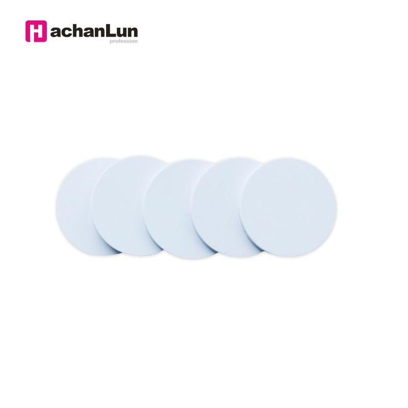 HaChanLun 5/10PCS EM4305 T5577 Duplicate RFID 125KHz 25mm Pvc Clone Copy Rewritable Writable  Tag Card