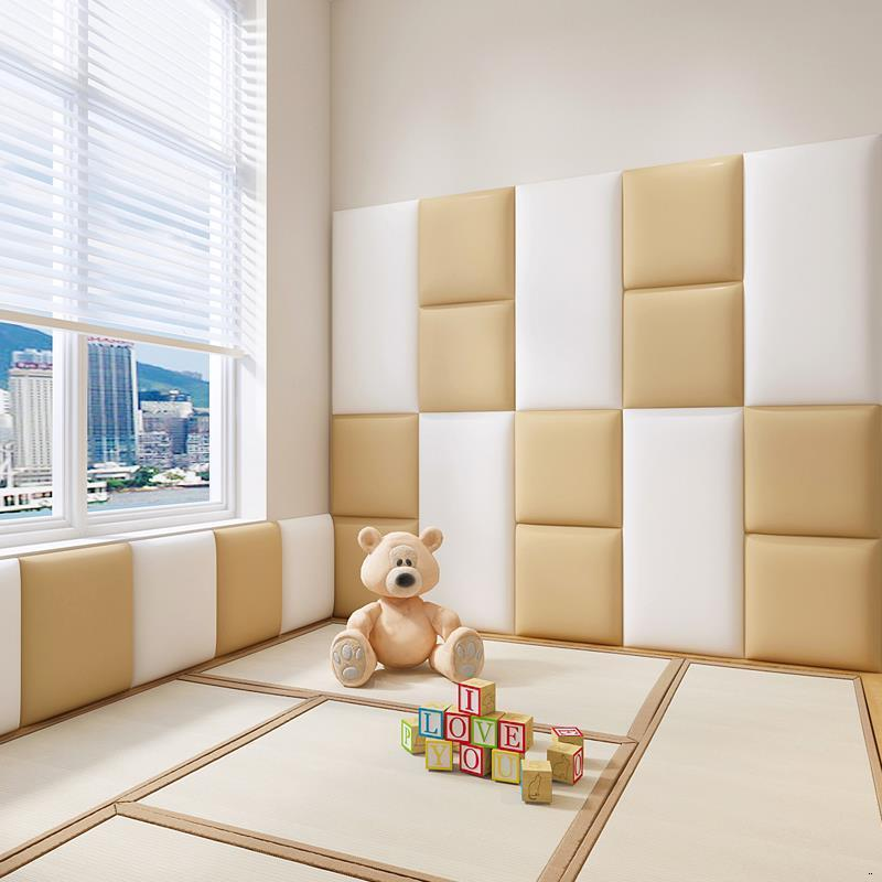 Cabezero Headboard Enfant Cabezal Tete Lit Chambre A Coucher Kid 3D Wall Sticker Pared Bed Cabeceira Cabecero De Cama Head Board