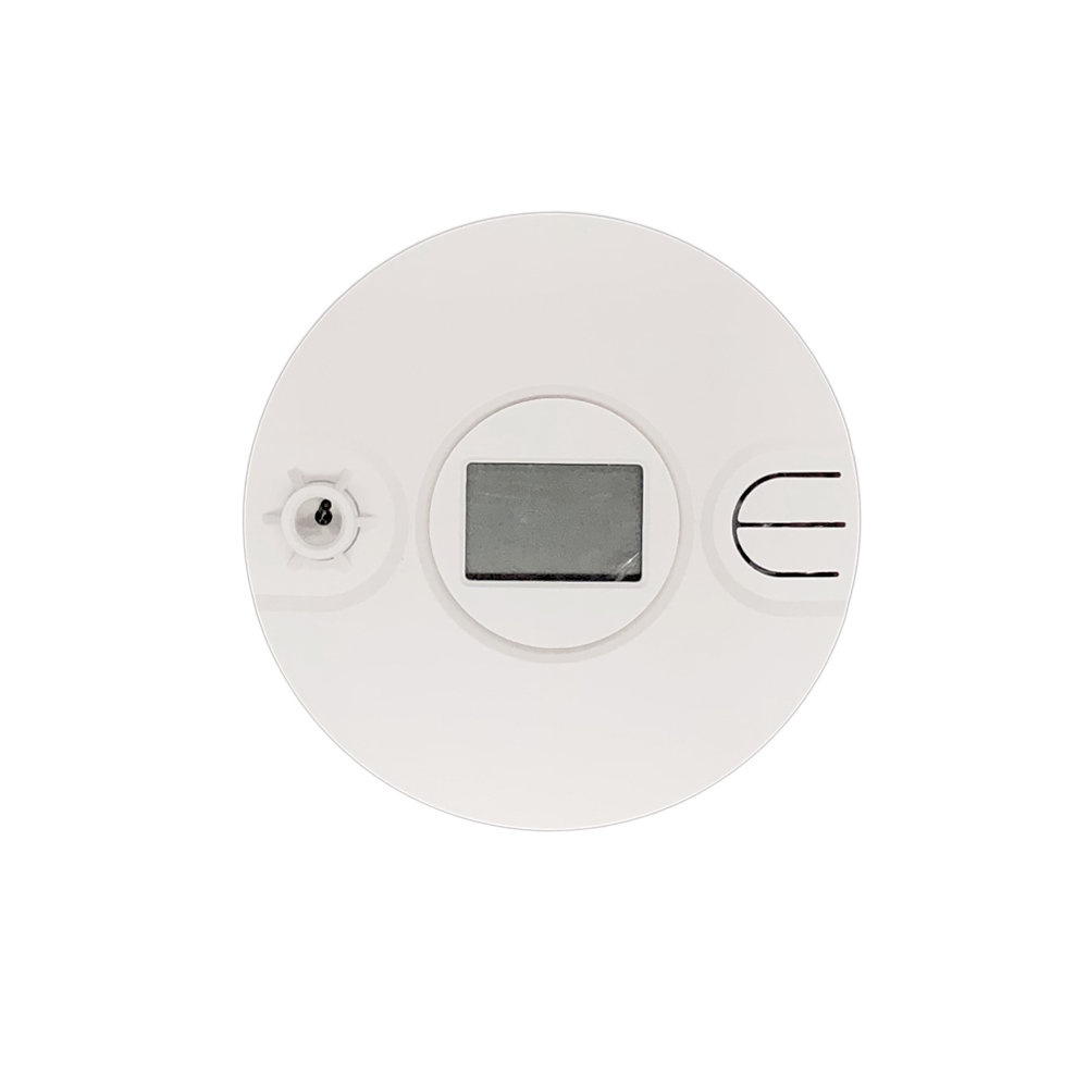 433/868mhz Wireless Thermal Heat Detector Fire Alarm Sensor Compatible With Focus Atlantic's Alarm System