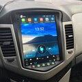 A. Автомагнитола на Android, мультимедийный плеер с вертикальным экраном и GPS-навигацией для Chevrolet Cruze 2006-2014