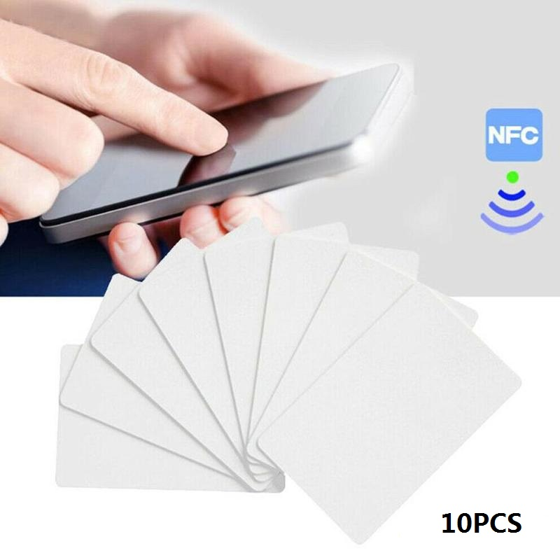 3/5/10PCS NTAG215 NFC Card Tag For TagMo Forum Type2 Sticker NFC Tags Ntag 215 Chip