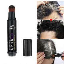 Одноразовая растительная краска для волос, мгновенное покрытие серого корня, цвет волос, Модифицированная кремовая палочка, временное покрытие белых волос
